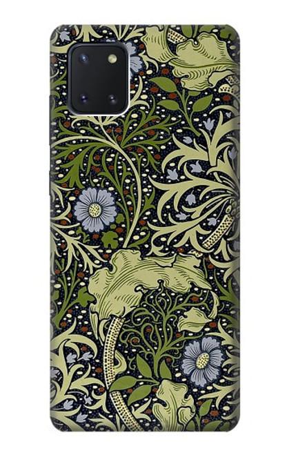W3792 William Morris Hülle Schutzhülle Taschen und Leder Flip für Samsung Galaxy Note10 Lite