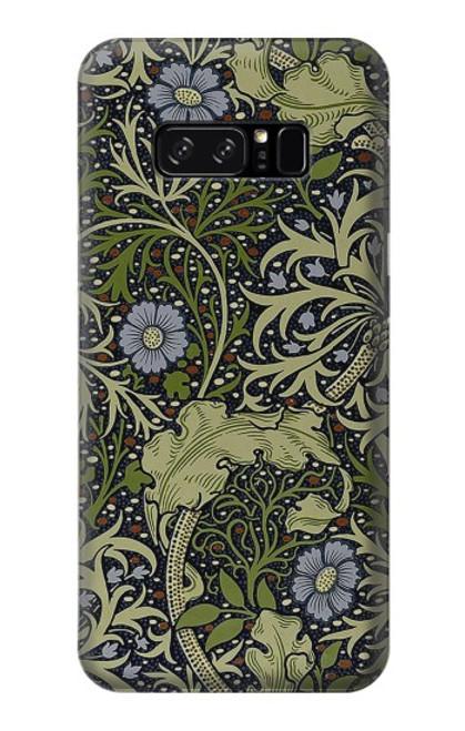 W3792 William Morris Hülle Schutzhülle Taschen und Leder Flip für Note 8 Samsung Galaxy Note8