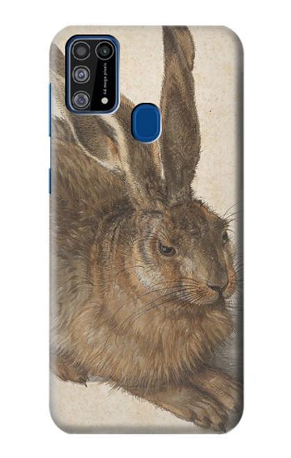 W3781 Albrecht Durer Young Hare Hülle Schutzhülle Taschen und Leder Flip für Samsung Galaxy M31