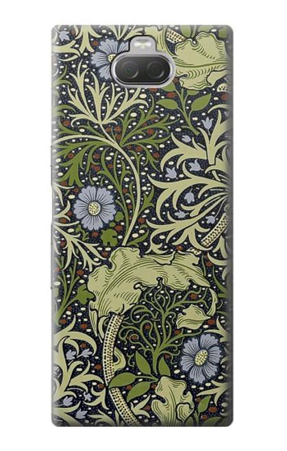 W3792 William Morris Hülle Schutzhülle Taschen und Leder Flip für Sony Xperia 10