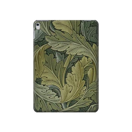 W3790 William Morris Acanthus Leaves Tablet Hülle Schutzhülle Taschen für iPad Air 2, iPad 9.7 (2017,2018), iPad 6, iPad 5