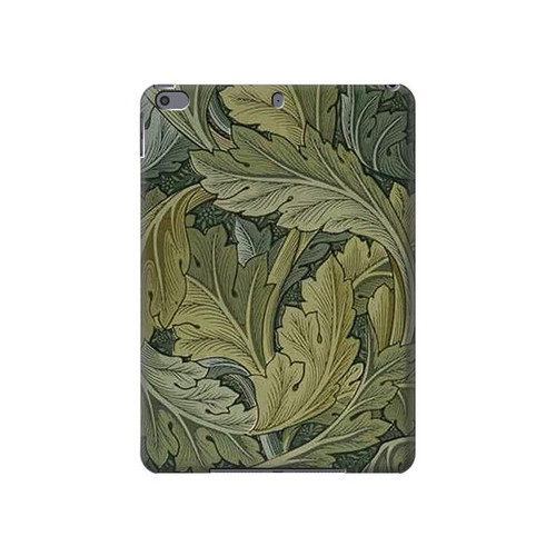 W3790 William Morris Acanthus Leaves Tablet Hülle Schutzhülle Taschen für iPad Air 3, iPad Pro 10.5, iPad 10.2 (2019,2020)