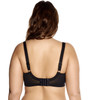 Maximum Coverage Bra – Alice, a most incredible bra, this is in our top 5 selling bras, we just can say enough about her, we love Alice! This full coverage bra comes with 3-part underwire, unlined cups with vertical and transversal seams for ultimate shape and support. Side support panels deliver frontal projection of breast tissue. Powermesh sides and back, elastic underband, elastic neckline and underarms allow for additional support and custom fit. Center-pull, restricted stretch, fully back adjustable straps to resist slipping and retain control. Leotard back to securely lift your bust line, elongate the torso and assist with posture. Due to it's flat cup seaming this bra is almost undectable under knits. Because of it's firmest fit we also recommend it as an alternative sports bra
