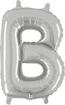 "14""B Silver B (1 count)"