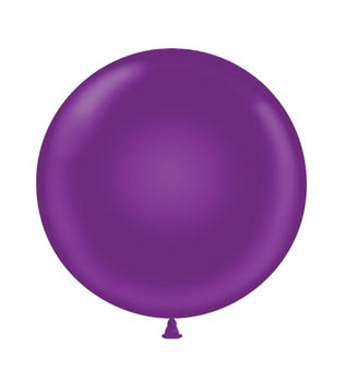 "36""T Plum Purple (2 count)"