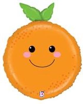 "26""B Food, Orange Produce Pal Fruit (1 count)"