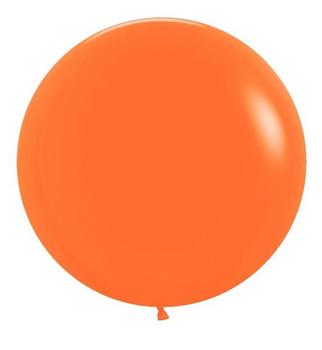 "24""B Fashion Orange (10 count)"