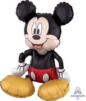 "18""A Mickey Mouse Full Body Foil (5 count)"