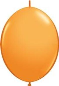 """12""""Q Quick Links Orange (50 count)"""