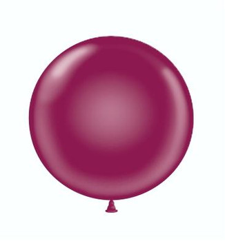 "17""T Burgundy (50 count)"