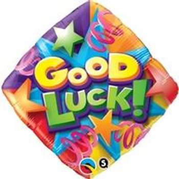 "18"" Good Luck, Stars & Streamers"