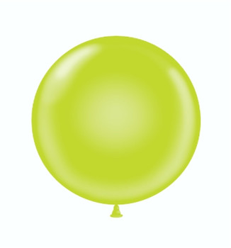 """24""""T Lime Green (5 count)"""