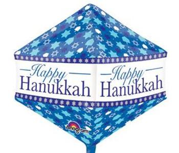 "16""A Hanukkah / Chanukah Anglez Dreidel (5 count)"