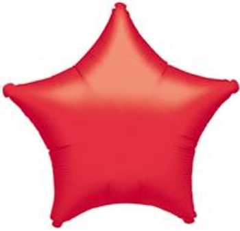 "19""A Star, Red(10 count)"