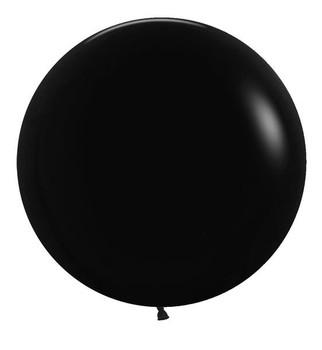 """24""""B Deluxe Black (10 count)"""