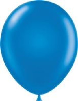 "11""T Metallic Blue (100 count)"