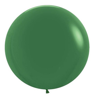"24""B Fashion Forest Green (10 count)"
