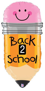 "32""B Back to School Pencil(1 count)"