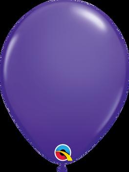 """11""""Q Purple Violet (100 count)"""