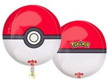 "16""A Pokemon Ball Orbz Pkg (1 count)"