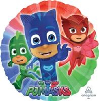 "18""A PJ Masks (10 count)"
