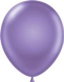 """11""""T Metallic Lilac (100 count)"""