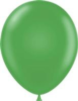 "11""T Metallic Green (100 count)"