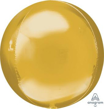 """21""""A Orbz Gold Jumbo (3 count)"""