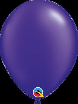 """11""""Q Pearl Quartz Purple (100 count)"""