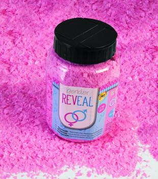 Crumb Jar 80 gram Baby Pink (1 count)