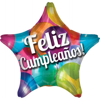 "19""A Feliz Cumpleanos, Star"