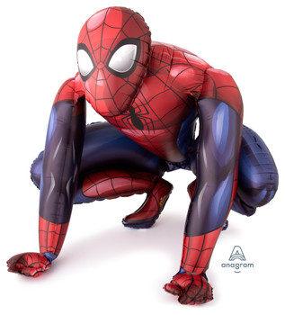 "36""A Walker Spiderman Pkg (1 count)"