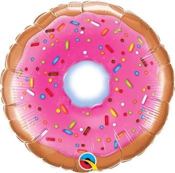 """9""""Q Donut (10 count)"""