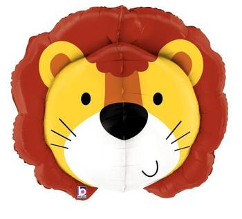 "30""B Dimensionals Lion Head"