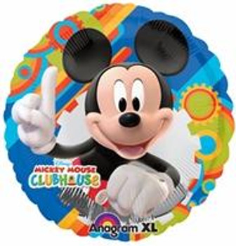 "18""A Mickey Mouse, Club House(10 count)"