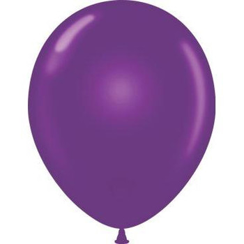 "11""T Plum Purple (100 count)"