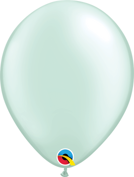 "11""Q Pearl Mint Green (100 count)"