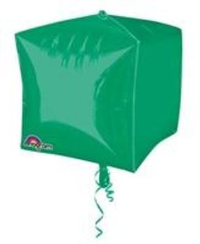 """15""""A Cubez, Green (3 count)"""