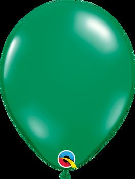 """11""""Q Emerald Green (100 count)"""