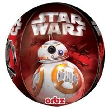 "16""Q Star Wars/ The Force Awakens Orbz (1 count)"