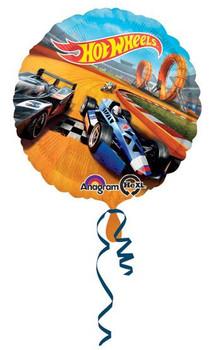 "18""A Hot Wheels Racing (5 count)"