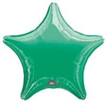 "19""A Star, Green(10 count)"