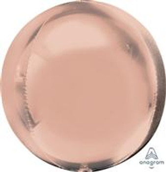 "16""A Orbz Rose Gold (3 count)"