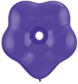 "16"" Geo Blossom, Purple Violet(25 count)"