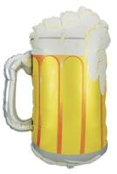 "34""B Frosty Beer Mug (1 count)"