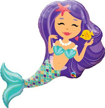 "38""Q Mermaid, Enchanted (1 count)"