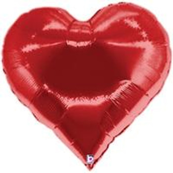 "30""B Casino Heart (5 count)"