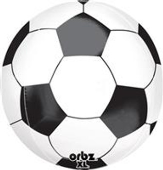 """16""""A Soccerball Sports Orbz Pkg (5 count)"""
