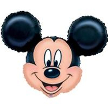 "28""A Mickey Mouse Head(5 count)"