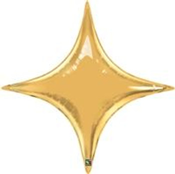 "20""Q Starpoint, Gold (5 count)"